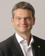 Porträtfoto: Christian Brehm, Direktor für nachhaltiges Marketing und Vertrieb bei Lightcycle