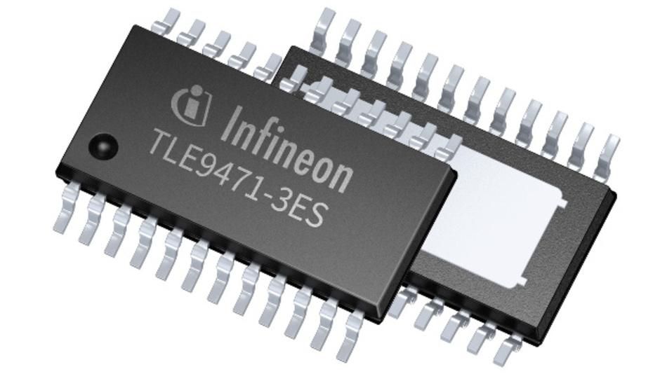 Die neuen Lite System Basis Chips ermöglichen die Kommunikation mit einer Übertragungsrate von bis zu 5 Mbit/s und sind für geringe Systemkosten optimiert.