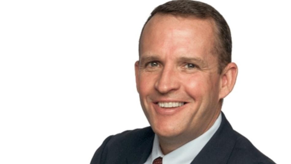 Chris Breslin, President von Premier Farnell, kann auf die aktuelle Jahresbilanz stolz sein
