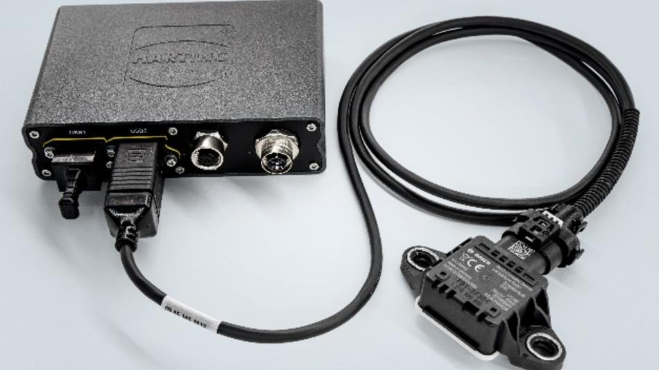 Plug&Play-IIoT-Entwicklungskit von Harting