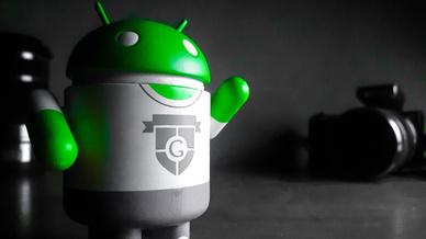 Android-Männchen (Symbolbild)