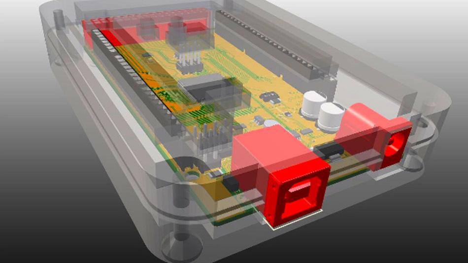 Neue 3D PCB Design Fähigkeiten in der Version 10