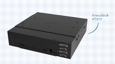 Kreuztisch KT310 für die Prüf- und Messtechnik