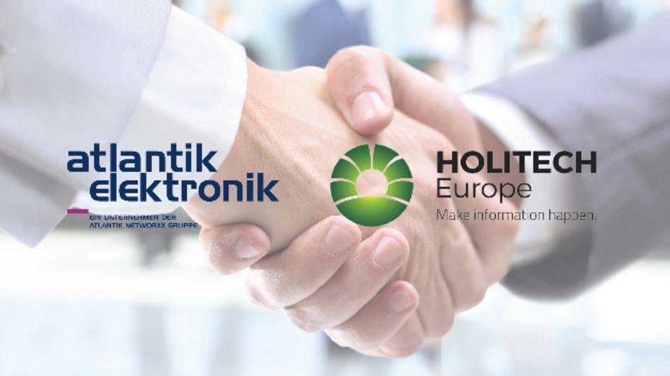 Atlantik Elektronik und der chinesische Display-Hersteller Holitech haben eine Distributionsvereinbarung für den EMEA-Raum geschlossen.