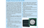 Graphics Display Controller SC1701 Anwendungen