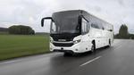 Erster Reisebus mit alternativem Kraftstoff