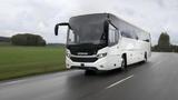 Auf der IAA Nutzfahrzeuge stellt Scania den Interlink MD LNG vor, der mit Flüssigerdgas betrieben wird.