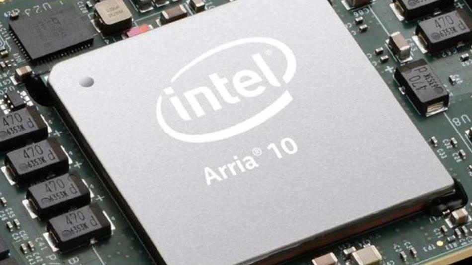 Intels Arria 10 können nun über die JTAG-Schnittstelle getestet und programmiert werden. Göpel hat seine Emulationstechnik ChipVORX und VarioTAP dafür erweitert.