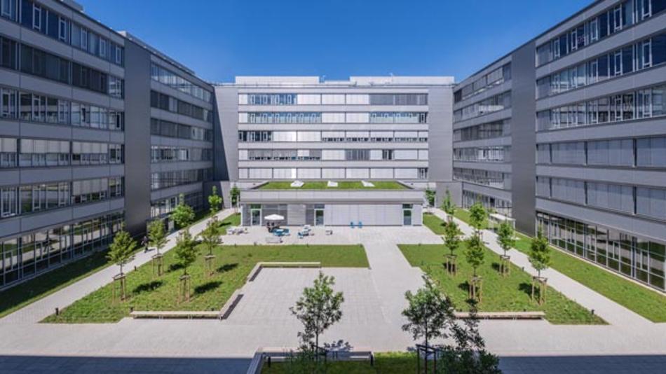 Mehr Raum für kreatives Arbeiten: Die rund 700 ETAS-Mitarbeiter konnten ein neues Gebäude beziehen und haben damit nun einen gemeinsamen Standort in Deutschland.