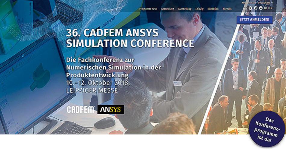 Simulationskonferenz über Anwendung in der Produktentwicklung und Einsatzgebiet
