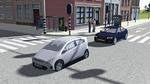 Visualisierung der Fahrsituation und Umgebung mit PreScan
