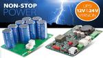 USV-Systeme mit wartungsfreien Superkondensatoren