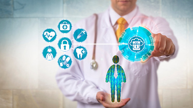 Software spielt in der Medizin eine Schlüsselrolle, macht sie aber auch anfällig für Datenmissbrauch.