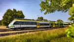 Batterie-Zug für nichtelektrifizierte Strecken