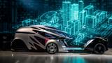 Ein Fahrzeug für zwei Anwendungsfelder: Der Urbanetic ist eine autonome Fahrplattform, die flexibel mit Cargo-Modul für den Gütertransport oder mit People-Mover-Modul für die Personenbeförderung bestückbar ist.
