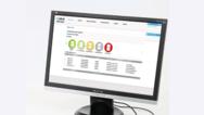 Die Konfiguration und Verwaltung des gesamten Systems erfolgt über eine Windows-Applikation.
