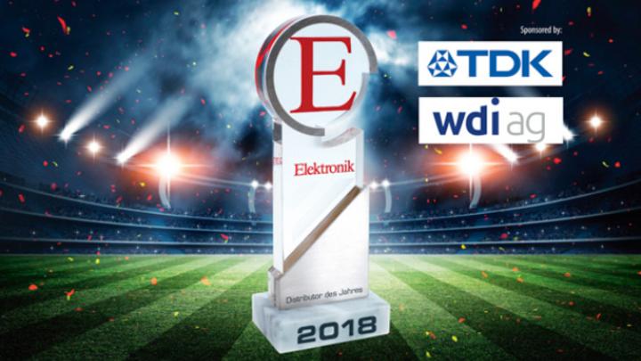 Elektronik-Distributor des Jahres 2018