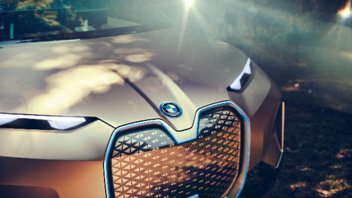 Ausschnitt BMW Vision iNext
