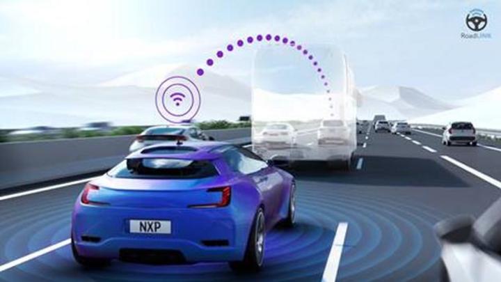 NXP Semiconductors und Hitachi Solutions arbeiten gemeinsam an sicherer DSRC-basierter V2X-Lösung