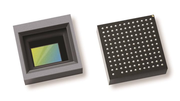 Bildsensor OX01B40 und Bildsignalprozessor von OmniVision Technologies
