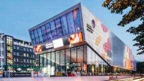 Deutsches Fußballmuseum Außenfassade