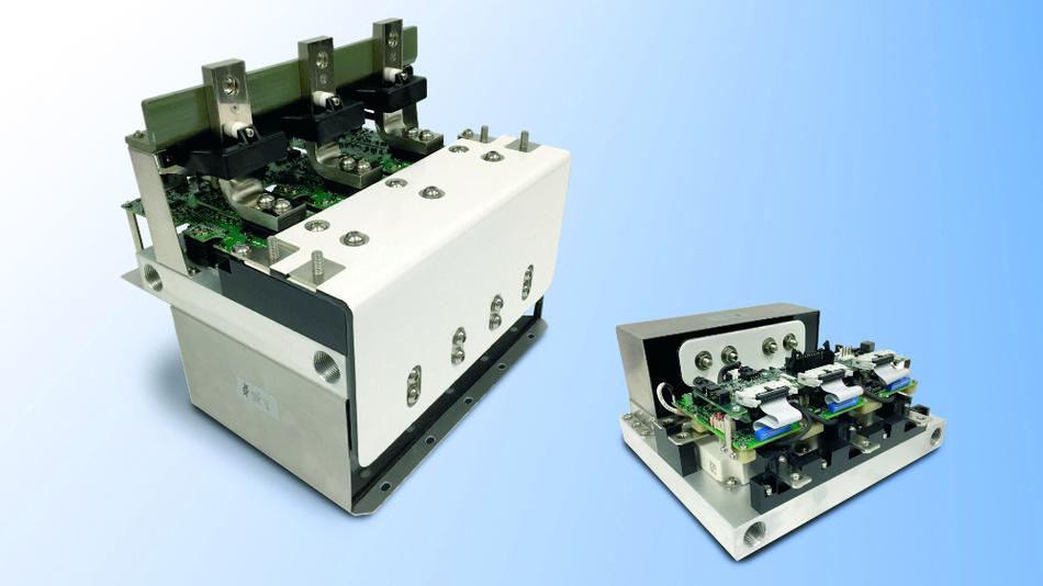 Bild 3. Auch die Hochleistungs-PowerStacks, die FTCAP gemeinsam mit den Partnern Mersen und AgileSwitch entwickelt hat, lassen sich in Windkraftanlagen nutzen.
