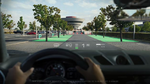 Holographisches Head-Up-Display mit Augmented Reality