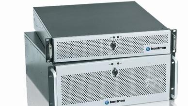 KISS V3 CFL Rackmount Systeme in 2U und 4U