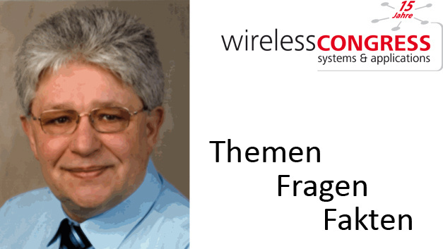 Wilhelm Oelers, CTO bei Triptec, leitet beim Wireless Congress das Tutorial »NB-IoT«