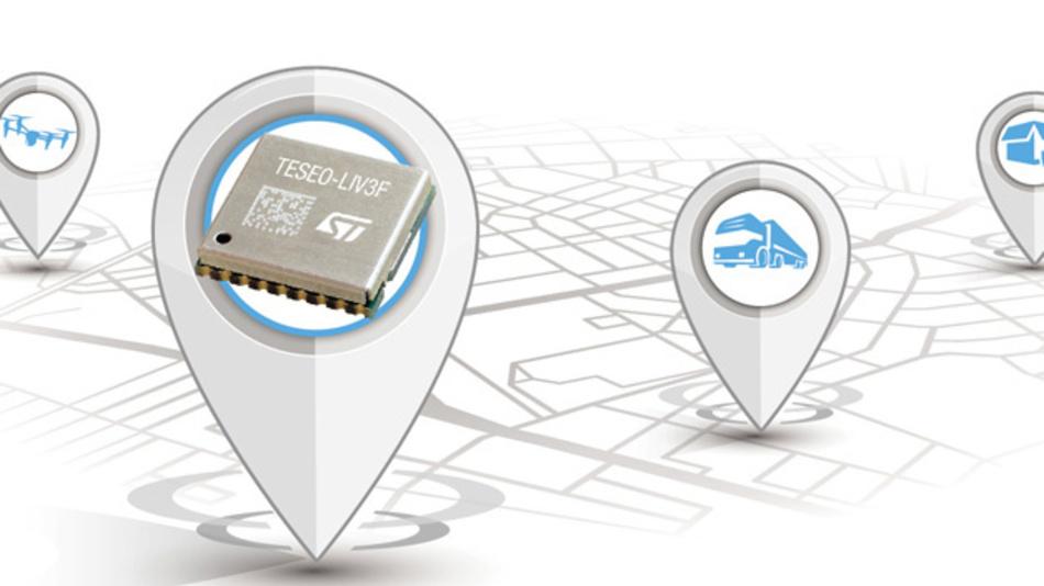 Einfach anzuwendendes GNSS-Modul für Maker