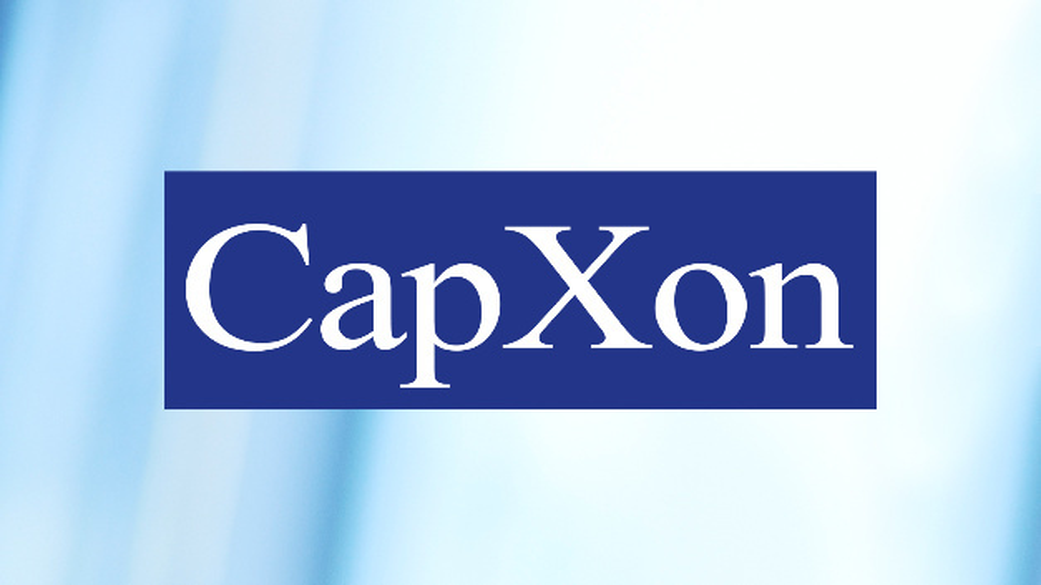 Distributionsvertrag mit CapXon