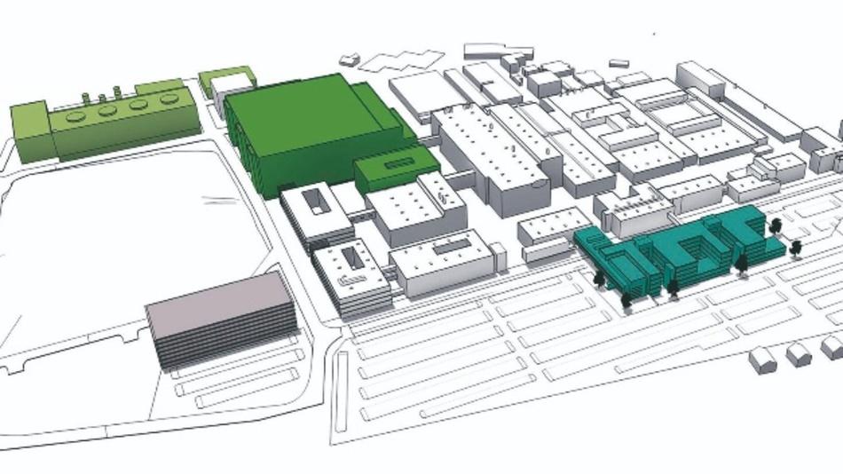 Für rund 1,6 Milliarden Euro erweitert Infineon Technologies am Standort Villach durch den Neubau einer 300-mm-Fabrik seine Produktionskapazitäten im Leistungshalbleiterbereich. Durch die neue Fab, die ihre Produktion 2021 aufnehmen wird, werden rund 400 neue Arbeitsplätze geschaffen.