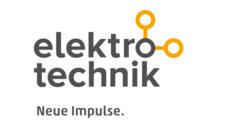 elektrotechnik 2019 Trendthemen aus Industrie und Handwerk