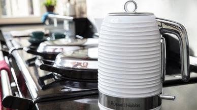 Russell Hobbs Inspire White Wasserkocher