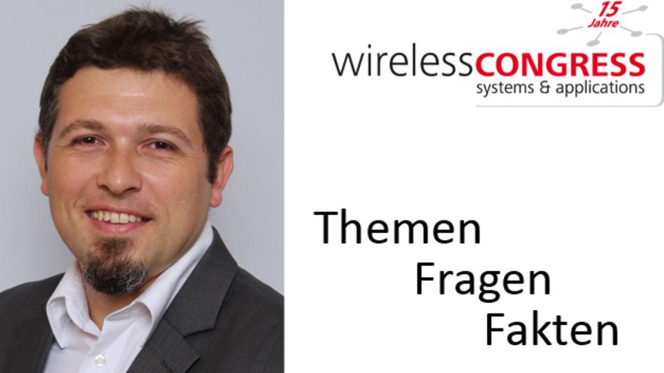 David Rahusen, Geschäftsführer der Stackforce GmbH, leitet beim Wireless Congress das Tutorial »emb::6«