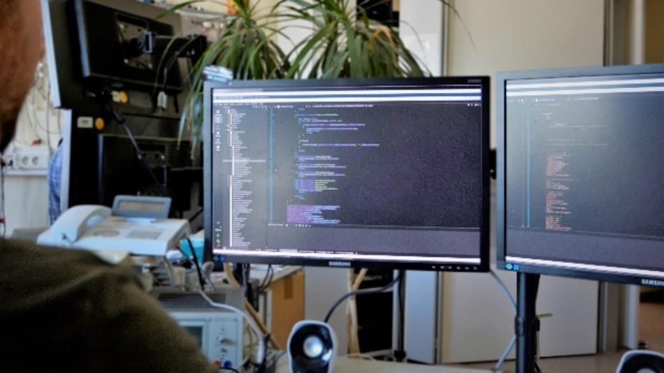 Mit Qt erstellen die Spezialisten von Garz & Fricke Bedienoberflächen oder helfen den Kunden dabei.