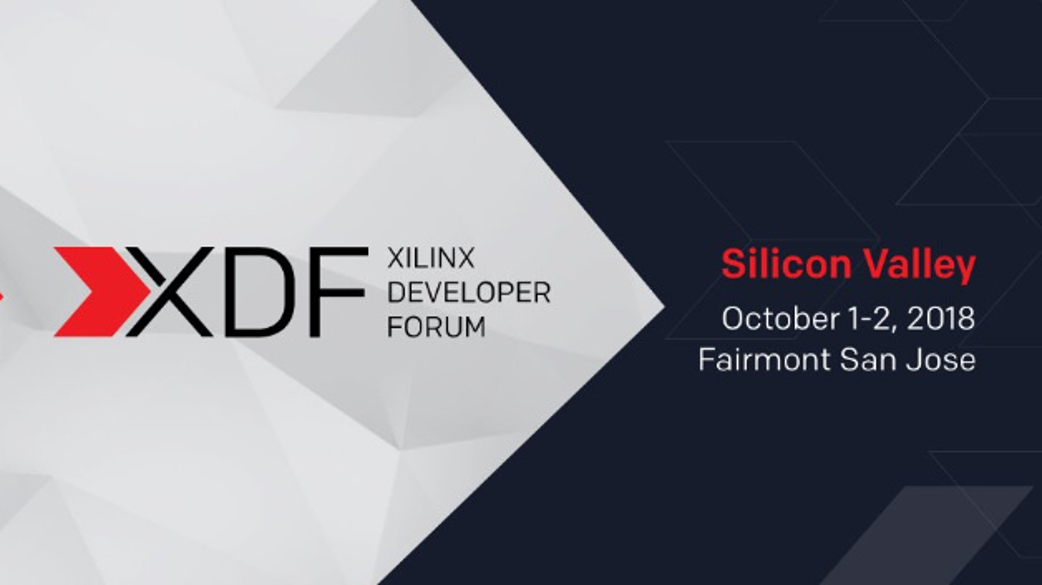 Die Entwicklerkonferenz von Xilinx findet im kalifornischen San Jose statt.