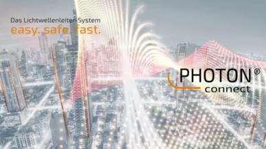 Lichtwellenleiter-System PHOTONconnect
