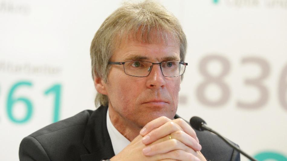 Holger Hanselka, Präsident des KIT: »In Europa, in den USA und anderen Weltregionen ist der Trend zur E-Mobilität nicht in dieser ausgeprägten Form zu beobachten wie in Asien.«
