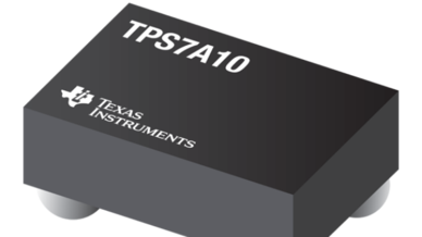 TPS7A10 Ultra-Low Low-Dropout-Regler