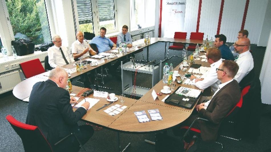 """Markt&Technik Round Table """"Stromversorgungsdistribution"""""""