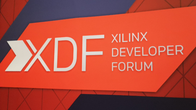 Das Xilinx Developer Forum in San Jose