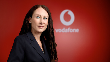 Anna Dimitrova, Vodafone Deutschland