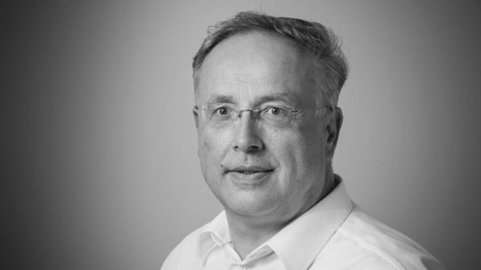 Elektronik-Redakteur Alfred Goldbacher