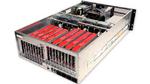 neuen Weltrekord für den Inferenz-Durchsatz. 30.000 Bilder pro Sekunde. Geschafft wurde dies auf einem System mit zwei AMD EPYC 7551, zusammen mit acht neu angekündigten Xilinx Alveo U250.