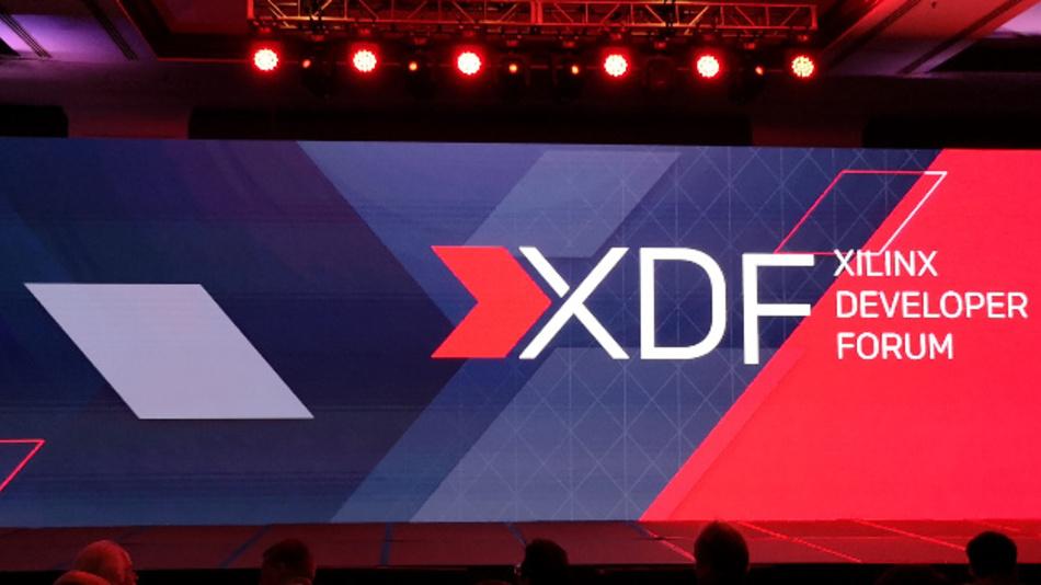 Auf dem XDF kündigte Arm kostenlose Cortex-M-Cores für Xilinx-FPGAs an.