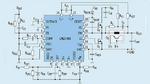Typisches Schaltbild eines Controller-Designs auf Basis des LM27403