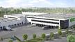 Der zukünftige Erweiterungsbau am Wago-Standort Päpinghausen in der Visualisierung.