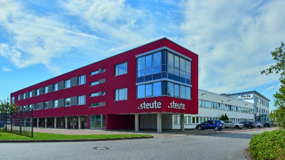 Firmengebäude von Steute Technologies