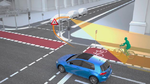 Sicherheit von Straßenkreuzungen verbessern
